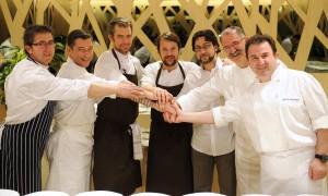 El mejor restaurante del mundo NOMA, viaja hasta Bolivia