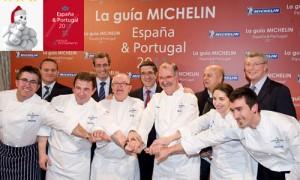 Presentación de la guía Michelin 2014 España y Portugal