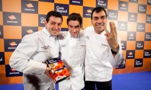 Guía Repsol 2014 concede a ocho restaurantes españoles tres Soles