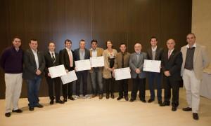 Andalucía cuenta con 11 nuevos sumilleres certificados