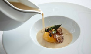 Navidad 2011: Francis Paniego, Rest. El Portal de Echaurren, 1* Michelin – 2 Soles Repsol