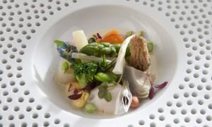 Navidad 2011: Ricard Camarena, Rest. Arrop, 1*Michelin – 3 Soles Repsol