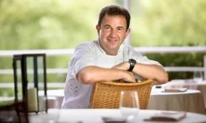 El chef Martín Berasategui será entrevistado por la Fundación Juan March