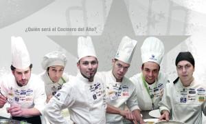 """A pocos días para la final del """"Concurso Cocinero del Año"""" en Alimentaria 2012"""