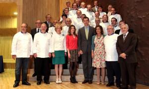 VIII Asamblea Euro-Toques 2012