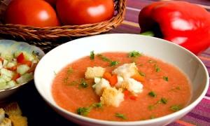 El gazpacho, una sopa que no puede faltar en verano