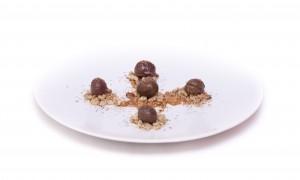 Turrón – Chocolate – Castañas