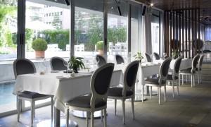 Restaurante Senzone Palacio de los Patos
