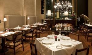 Los cinco restaurantes más extraños