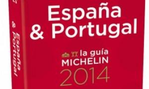 La guia Michelin llega a Andalucía