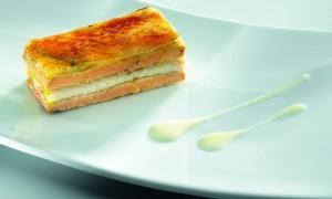 Milhojas Caramelizado de Foie Gras, un entrante perfecto por Martin Berasategui