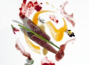 Pato Asado con Antocianos, una receta de Arzak