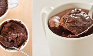 3 dulces meriendas para hacer en microondas