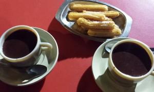 Churros, los miserables de la repostería española