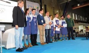 Esteban Ruiz gana el premio Joven Chef Sabor a Málaga