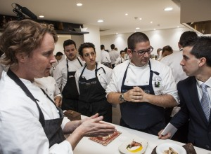 """Dani García reúne a 20 cocineros del mundo en la IV Edición de """"A Cuatro Manos"""""""