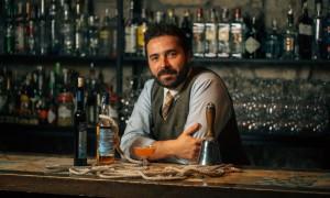Entrevista al bartender Borja Cortina