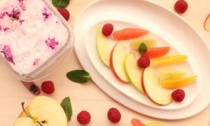 Granizado de tónica y frutas