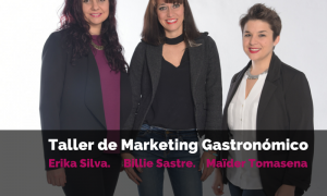 Taller de Marketing Gastronómico