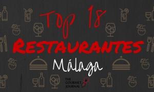 18 restaurantes que debes visitar a tu paso por Málaga