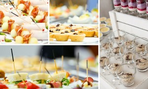 5 ingredientes esenciales para un buffet