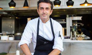 """José Carlos García: """"la gastronomía malagueña siempre ha vivido momentos buenos""""."""