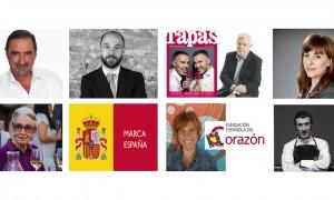 Lista de los Premios Nacionales de Gastronomía 2015