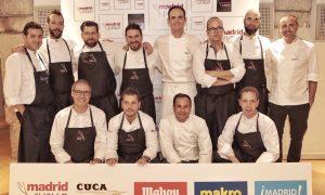 Cocinero Revelación Madrid Fusión 2016