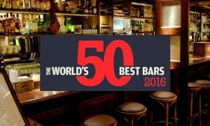 Lista de los 50 Mejores Bares del Mundo 2016
