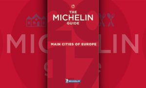 Listado completo de la Guía Michelin Main Cities of Europe 2017