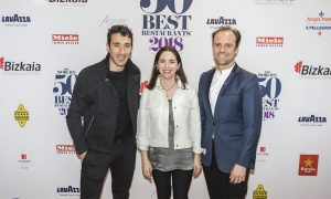 "Bilbao sede de ""The World's 50 Best Restaurants"" 2018"