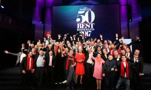"Barcelona acoge el 15 aniversario de ""The World's 50 Best Restaurants"""