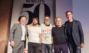 The World's 50 Best Restaurants celebra su aniversario con los mejores chefs del mundo