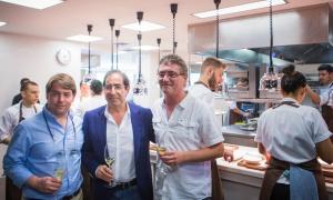 Mugaritz y Arturo Sánchez se unen para realzar el cerdo ibérico