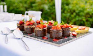 3 claves para mejorar la presentación del buffet de hotel