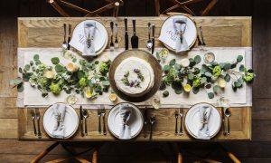Nuevos campos de experimentación entre la mesa y la naturaleza