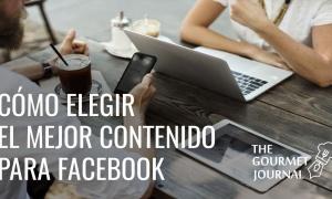 Restaurante: cómo elegir el mejor contenido para Facebook