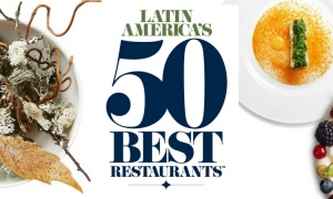 Lista de los 50 Mejores Restaurantes de América Latina 2017