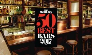 Lista de los 50 mejores bares del mundo 2017