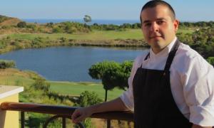 Artur Gomes, semifinalista de S.Pellegrino Young Chef 2018 España y Portugal