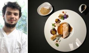 Pedro Larcher, semifinalista de S.Pellegrino Young Chef  2018 España y Portugal