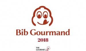 Los nuevos Bib Gourmand de la Guía Michelin España y Portugal 2018