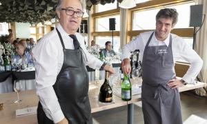 Josean Alija y Juan Muñoz, aromas y sabores en perfecta armonía