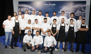 Los 10 platos de la final ibérica de S.Pellegrino Young Chef 2017