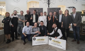 Xavier Almeida y Víctor Varela representarán a Málaga en el concurso Cava Mixology Competition