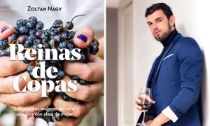 Zoltan Nagy revindica el papel de la mujer en el mundo del vino