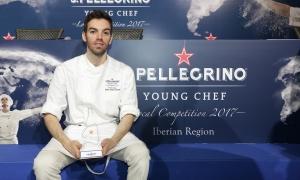 El chef David Andrés presenta su primer libro