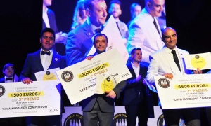 Vitalij Gutovskij se proclama ganador del Cava Mixology Competition