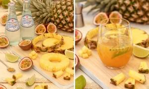 Gin Tonic de Maracuyá