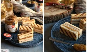 Bocaditos de Paté y Cebolla Caramelizada